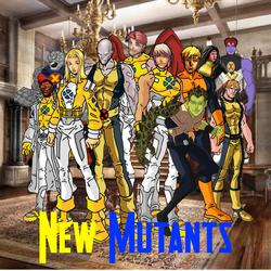 New Mutants Arc