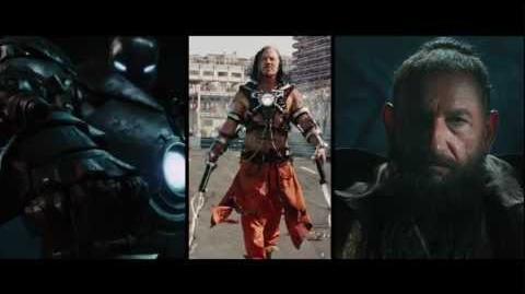Iron Man Trilogy Music Video (Iron Man Armored Adventures - Rooney)