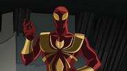 Iron Spider armor FotIS