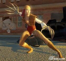 Lady Deathstrike (Marvel Ultimate Alliance 2)