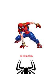 Spider boy 1