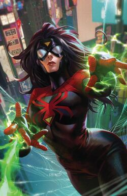 Drew New Spider-Woman 61615