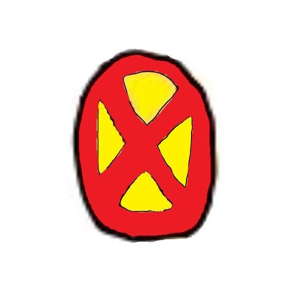 X Men logo (Earth 2221)