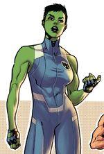 She Hulk (Infinitiverse)