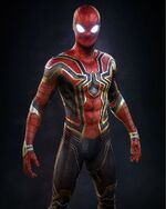 IronSpiderSuit