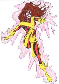 Marvel Woman 5