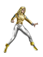 Laurie Collins (Earth-1010)