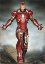 IRON-MANN