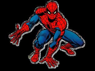 Spider-Man (Peter Parker) - 2nd Suit