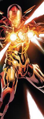 Stark Iron Man Suit 61615.8