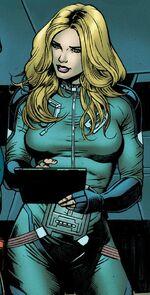 Carol Danvers (Earth-1610) from Ultimate Comics Ultimates Vol 1 18.1