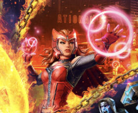 Scarlet Witch (DR)