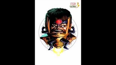 Marvel vs Capcom 3 - Theme of M.O.D.O