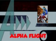 Alpha Flight (A!)