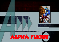91-Alpha Flight