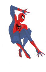 Astonishing Spider-Man jumping 2