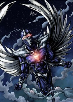 Darkhawk Wilson Earth 61616 2