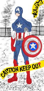 Ultiverse captain america - Copy (2)