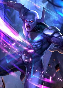Eric Williams Grim Reaper Earth-61615