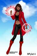 Wanda Scarlet Wicth (Earth-TRN145)