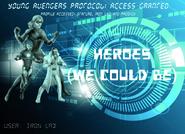 Heroes (We Could Be) (YA)