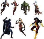 Avengers (Marvel Ultimate Alliance)