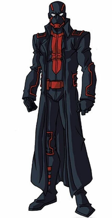 Night Warrior Marvel