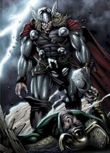 ThorUltron Defeat Loki Earth-61615.8