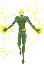 Ultiverse Electro (electricity)