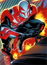 Anatoly Spider-Man Earth-6164