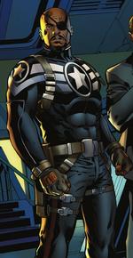 Nick Fury Jr. Disambiguation