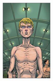 Skinny Steve Rogers