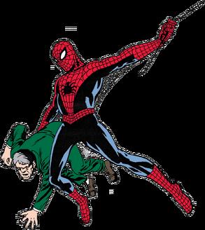 Spider-Man (Peter Parker) - 1st Suit