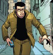 Bruce Banner on the run