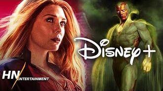 Scarlet Witch & Vision Disney Series ENTIRE Plot Leak & Breakdown-1