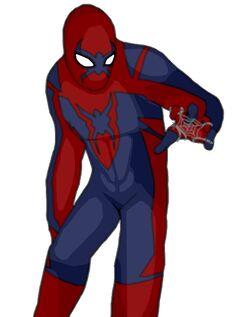 Spider-Man-Portrait