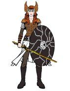 Aldríf Odindóttir (Earth-515)