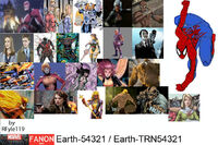 Earth-TRN54321 cast