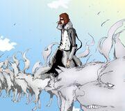 Stark coyote los lobos v2 by axone213
