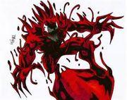 Carnage Cosmic (Silver SUrfer Kept Carnage Symbiote)