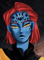 Mystique (Outsiders)