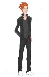 Ultiverse Harry Osborn redesign (2)