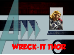 17.Wreck-It Thor