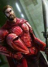 Kang Scarlet Centurion Earth-6164