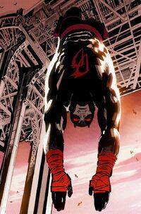 Daredevil new suit (Earth-1111)