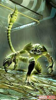 Scorpion 2099 (Skrulls Conquer Earth)