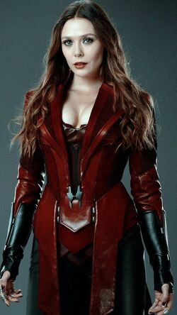 Scarlet Witch 7090