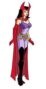 Wanda Maximoff (Earth-730784)