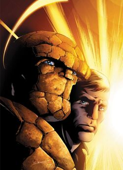Ben Grimm and Thing 61615