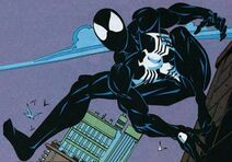 Black Spiderman